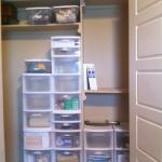 HOME OFFICE CLOSET AFTER